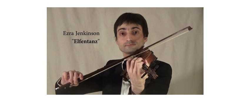 Viola Compositions of Ezra Jenkinson | Animato Strings