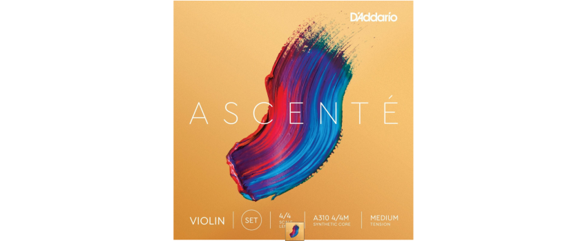 Ascente Violin Strings