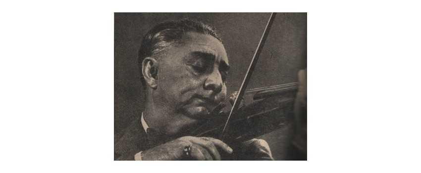 Violin Compositions of Grigoraș Ionică Dinicu
