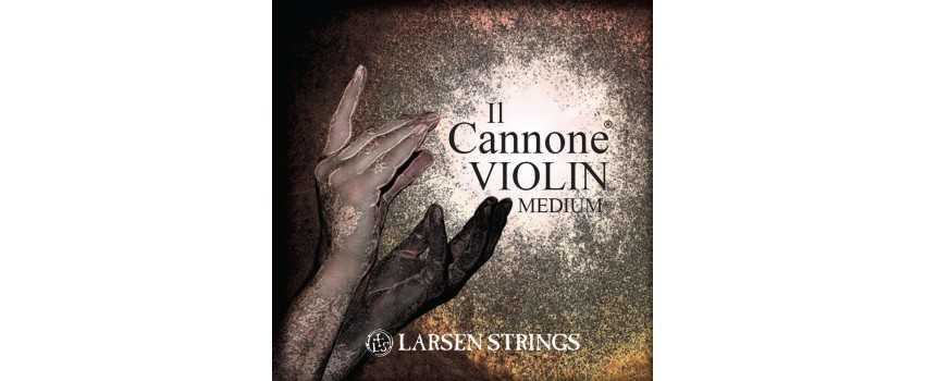 Larsen II Cannone Medium Violin Strings