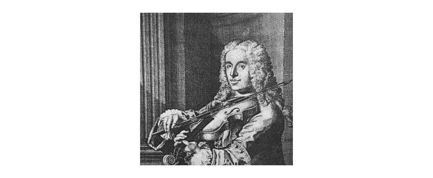 Compositions by Italian composer Francesco Maria Veracini