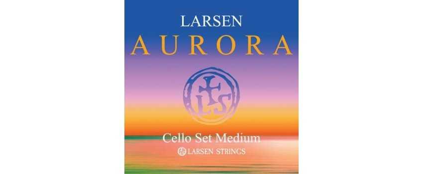 Larsen Aurora Cello Strings