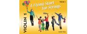 Flying Start for Strings
